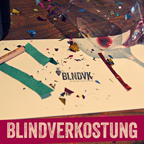BLINDVERKOSTUNG: Single-Abend